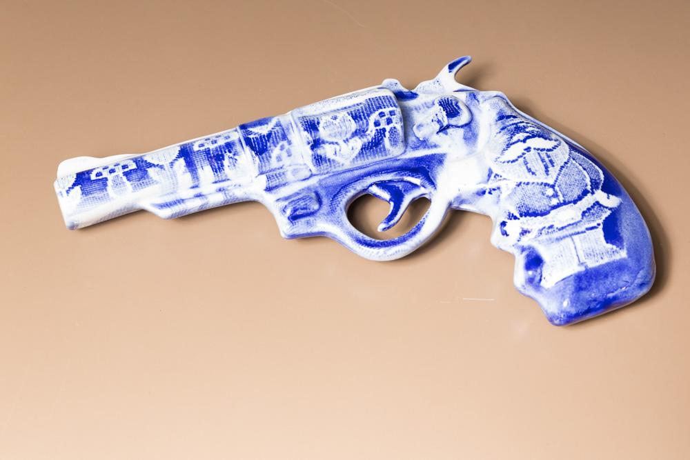 Rombergland: Waffe