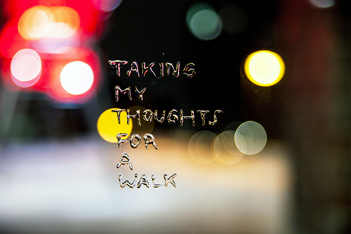 Taking My Thoughts for a Walk, Pressebild: Esther Adam